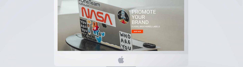 Laser Sharp Printing New Web Shop
