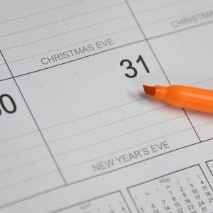 coil photo calendar printing