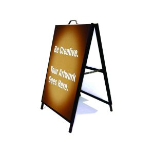 DIY Sandwich Board